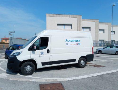 Decos Roma Srl acquisisce la certificazione Flash Fiber